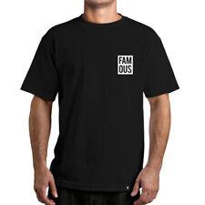 FAMOUS STARS & STRAPS Boxed In T-Shirt Black S M L XL 2XL NEW