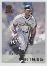 1999 Topps Stars #141 Marquis Grissom Milwaukee Brewers Baseball Card