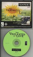 VIGILANTES OF LOVE Tempest RARE PROMO DJ CD single 1996