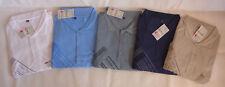 ROMESA Herren Polo Shirt Kurzarm weiß hellblau taubenblau navy beige 3XL 4XL 5XL