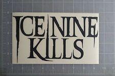 Ice Nine Kills Vinyl Sticker Decal bumper car laptop window American metalcore