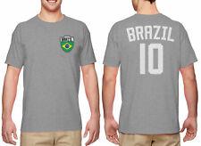 Brasil Brazil Brazillian - Soccer Football Futbol Mens T-Shirt