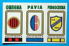 FIGURINA CALCIATORI PANINI 1978/79 SCUDETTO -SERIE-C2 n.569 NUOVA