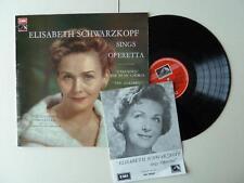 Elisabeth Schwarzkopf Sings Operetta Philharmonia Otto Ackerman EMI ASD 2807