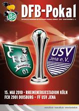 DFB-Pokalendspiel 2010 FCR 2001 Duisburg - FF USV Jena