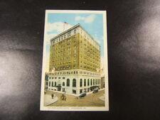 Postcard Penn-Harris Hotel Harrisburg Pa Unused Undated