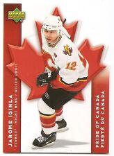 07/08 McDONALD'S UPPER DECK PRIDE OF CANADA Hockey (#PC1-PC6) U-Pick from List