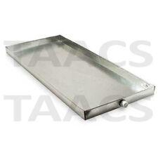 Galvanized Metal Drain Pan for Evaporator Coils / Laundry / Multiple Uses