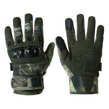 Rapid HYBRiCAM Carbon Fiber camouflage Hiking Fishing Hunting Gloves