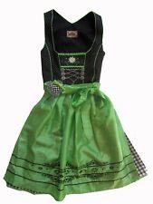 Stockerpoint Dirndl Stephanie Midi 34 36 38 40 Trachtenkleid apfel schwarz grün