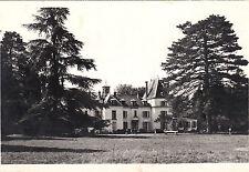 77 - cpsm -  Centre d'éducation d'ARCY - Le château et le parc