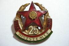 Hungary Hungarian Badge Military Parade Participant '70