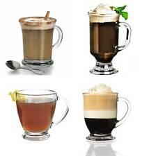 Anchor Hocking Irish Coffee Glass Mug Mocha Cafe Beer Cappuccino Latte Cup Mug