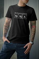 The Element of Surprise Tshirt  ninja shirt