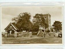 England Newport St. Woolos Church 1959 Real Photo (368-72)