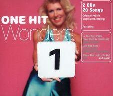 VARIOUS ARTISTS : One Hit Wonders CD