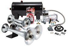 Kleinn Air Horns HK6 Pro Blaster Triple Air Horn Kit