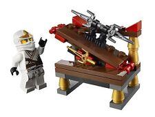 LEGO 30086 - NINJAGO - Zane Hidden Sword - Poly Bag