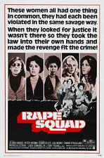 Act of vengeance Rape Squad Jo Ann Harris movie poster print