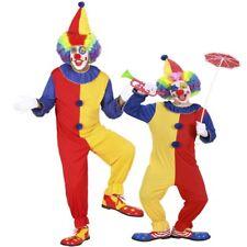 CLOWN Partner Kostüm für Frauen Männer Mädchen und Jungen  - NEU Zirkus Karneval