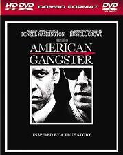 American Gangster  Combo HD DVD and Standard DVD  [HD DVD] 2008 by Ridley Scott;