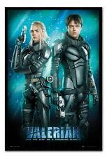 89804 Valerian Duo Movie Decor WALL PRINT POSTER CA
