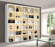 Wehrsdorfer modernes Regal Studio Regalwand Bücherwand