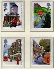 GB 1985 350 Years of Postal Service SG 1290-1293 MNH