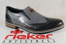 Chaussures décontractées bleue Rieker pour homme | Achetez