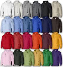 GILDAN Men's 2XL, 3XL, 4XL, 5XL, Blend, Hooded Sweatshirt, Hoodie, Jumper, 18500