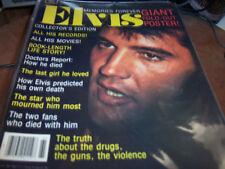 Elvis Memories Forever Magazine 1977