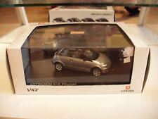 Norev Citroën C3 Pluriel in Grey in Box on 1:43