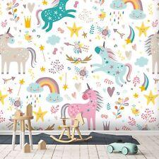 3D Color Unicorn 785 Wallpaper Mural Paper Wall Print Murals UK Summer