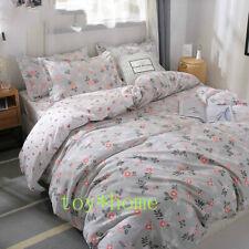Cheap Bedlinen Print Bedding Sets Full Size (Duver Cover +flat Sheet+Pillowcase)