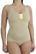 Shape-Body beige S/M Miederbody Shapewear figurformend für die Silhoutte SALE