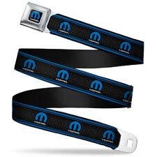 Seat Belt Buckle for Pants Men Women Kids Mopar Stripe WMP019