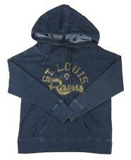 Touch - NWT Licensed St. Louis Rams Blue Hoodie Sweatshirt - Women's S M L