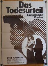 TODESURTEIL (Pl. '82) - DORIS KUNSTMANN