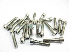 M8 x 40 Titanium Ti Socket Cap Head Bolts Allen Hex Screw Grade 5 -- 2/5/8pcs