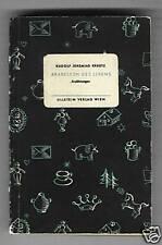 Rudolf Jeremias Kreutz:  Arabesken des Lebens   1947