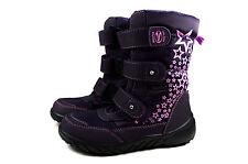 Richter Kinder Schuh SympaTex Stiefel Warm Boots Gr.25-35 aubergine 510.831.7701