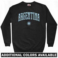 Argentina Sweatshirt - Buenos Aires River Plate Boca Juniors Crewneck  Men S-3XL