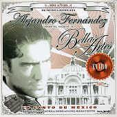 ALEJANDRO FERNNDEZ - UN CANTO DE MEXICO: EN VIVO NEW CD