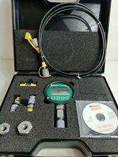 DIGITAL PRESSURE TEST KIT STAUFF 0-600 BAR/8820 PSI 2M TEST HOSE CAT TEST OPTION