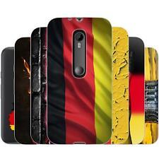 dessana Deutschland Silikon Schutz Hülle Case Handy Tasche Cover für Motorola
