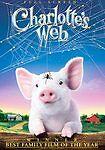 Charlotte's Web (DVD, 2007, Full Frame Checkpoint)