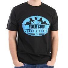Porn Deluxe T-Shirt Men - Truckers Lounge - Schwarz