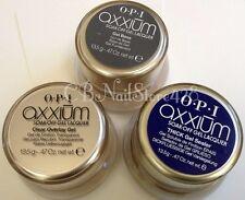 OPI Axxium Soak-Off Gel Lacquers .47oz/13.5g Brand New
