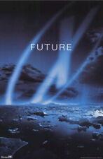 91428 THE X FILES TV SHOW MOVIE FUTURE BLUE Decor WALL PRINT POSTER CA