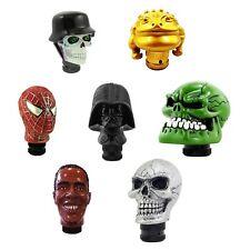 Shift Knob Universal Stick Shifter Manual For Starwars Spiderman Obama Skull JDM